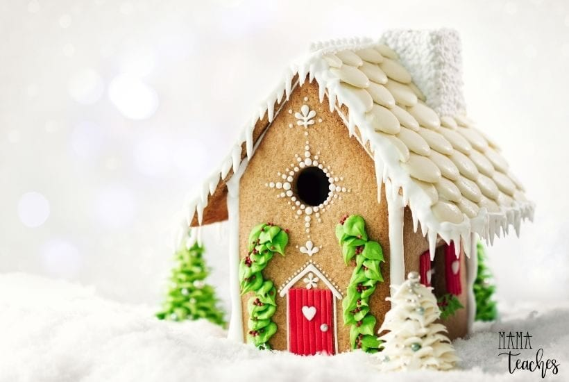 Gingerbread House Decorating Ideas for Kids