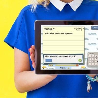 Teaching Textbooks 4 Homeschool Math Curriculum Review