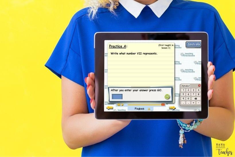 Teaching Textbooks Homeschool Math Curriculum Review