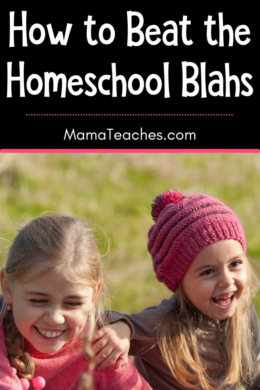 How to Beat the Homeschool Blahs with Homeschool Enrichment Activities