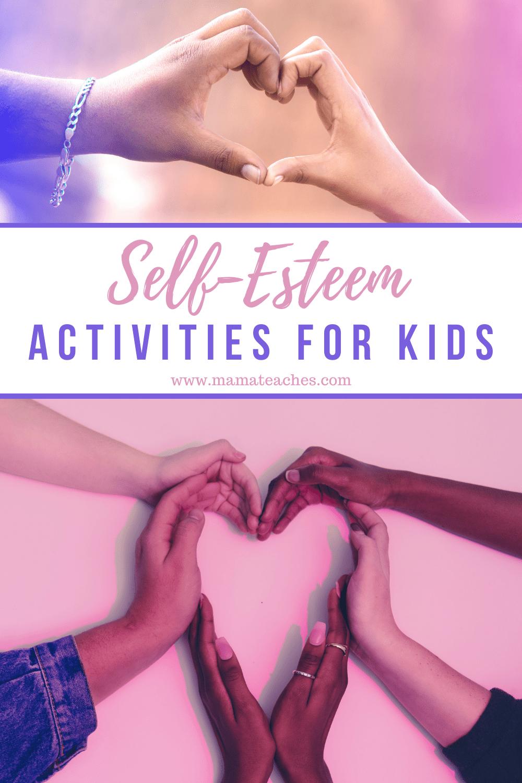 Self-Esteem Activities for Kids