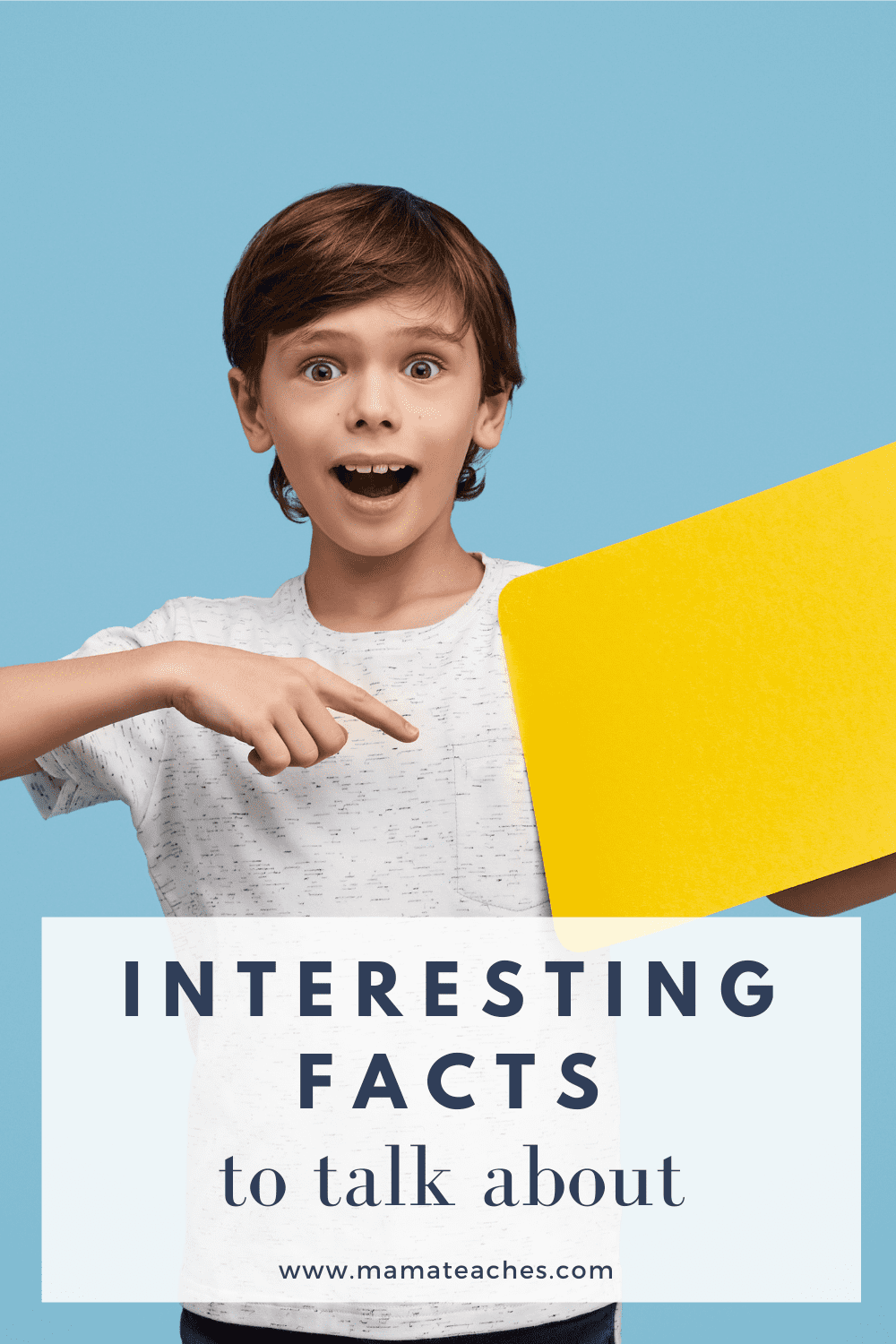 Interesting Facts to Talk About