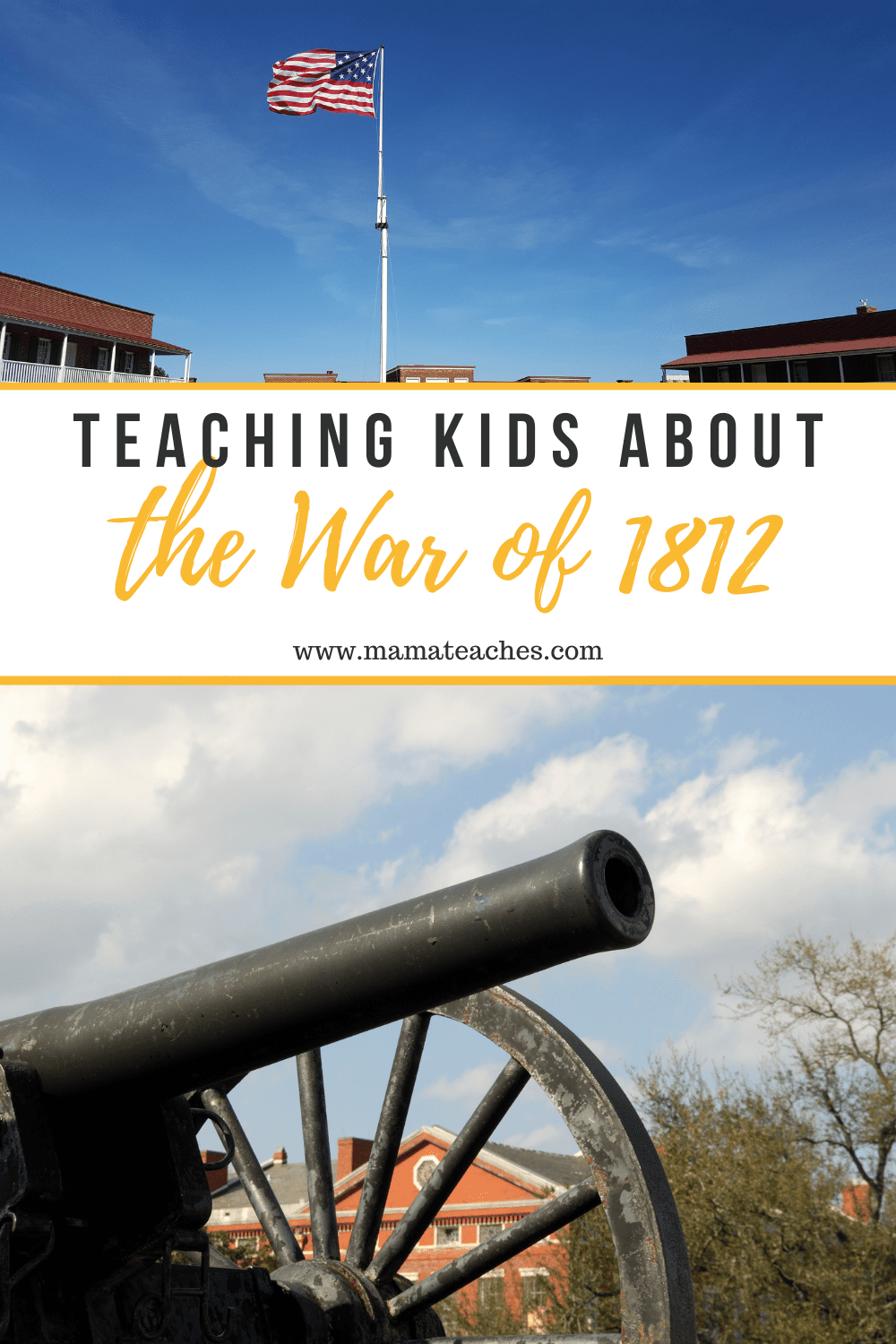 Teaching Kids About the War of 1812