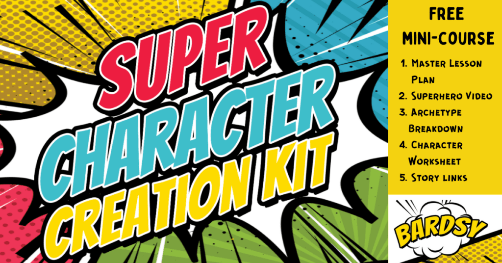 Bardsy's Super Character Creation Kit