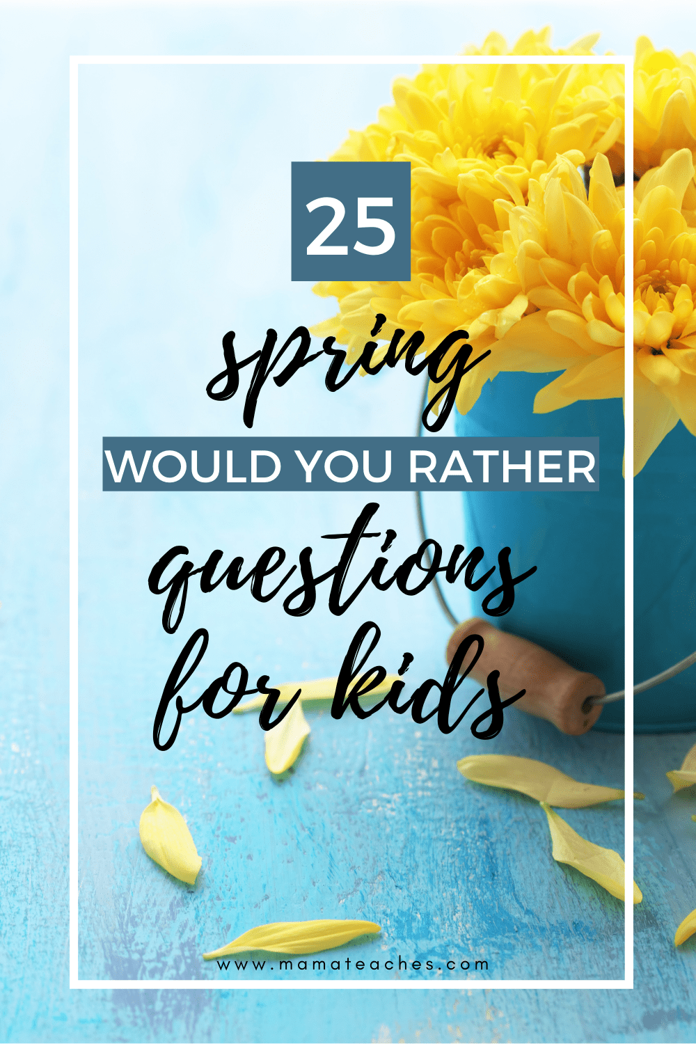 25 Spring Would You Rather Questions for Kids