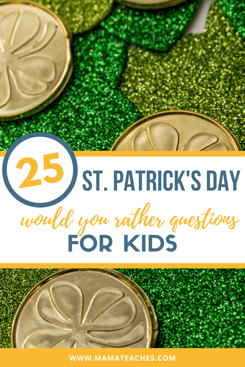 25 St. Patrick's Day Would You Rather Questions for Kids