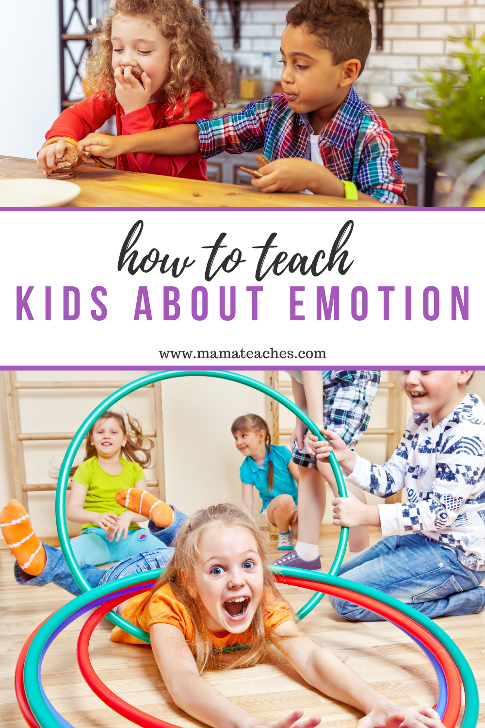 How to Teach Kids About Emotions
