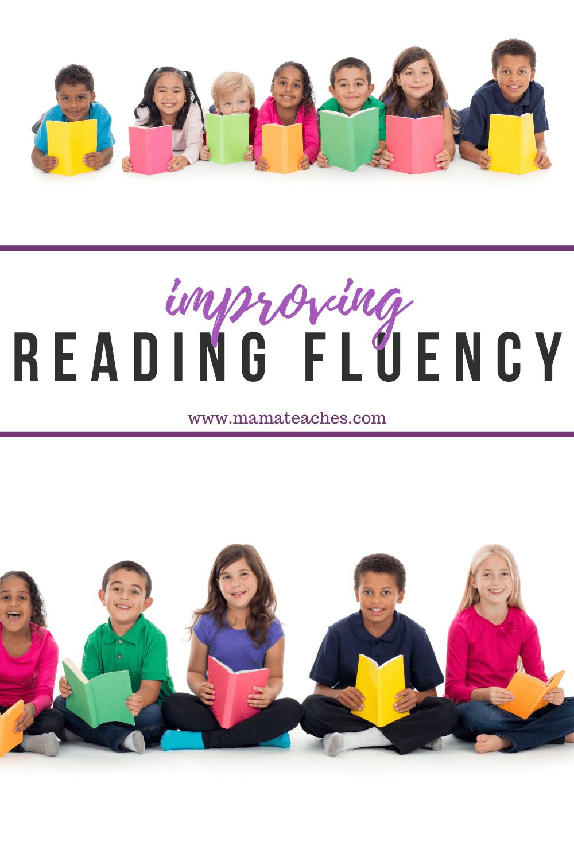 Improving Reading Fluency
