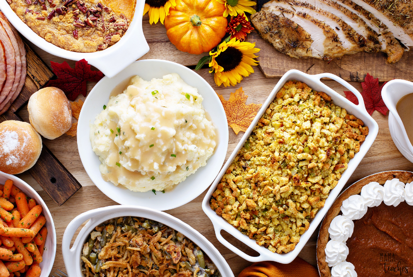 25 Thanksgiving Would You Rather Questions for Kids
