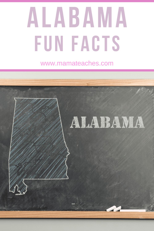 Alabama Fun Facts