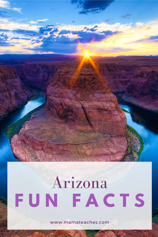 Arizona Fun Facts