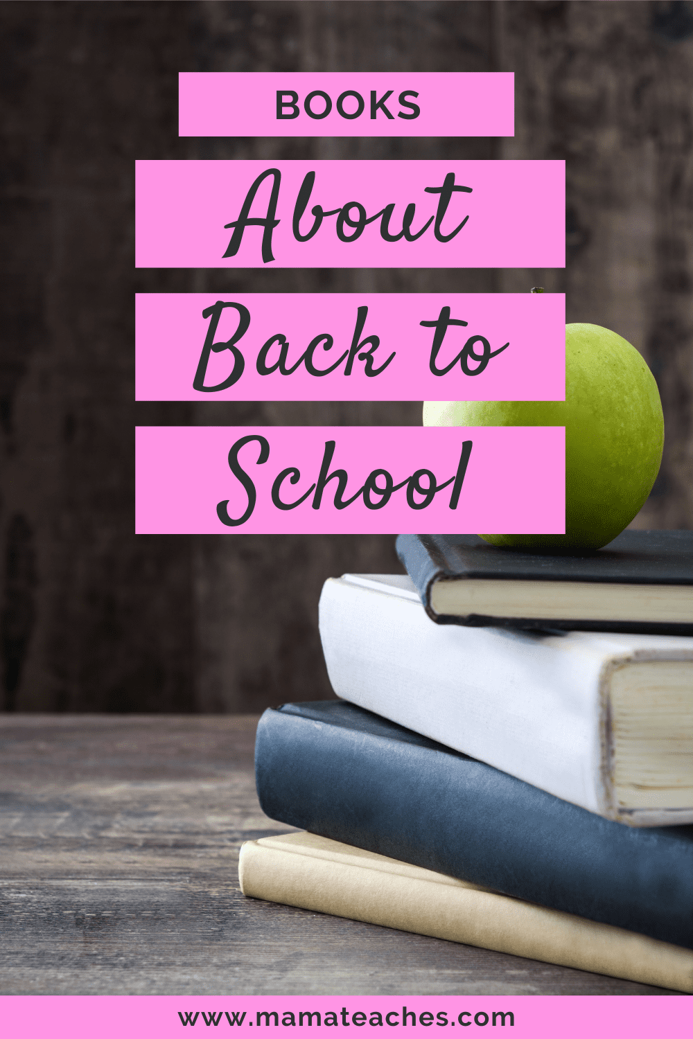 Books About Back to School