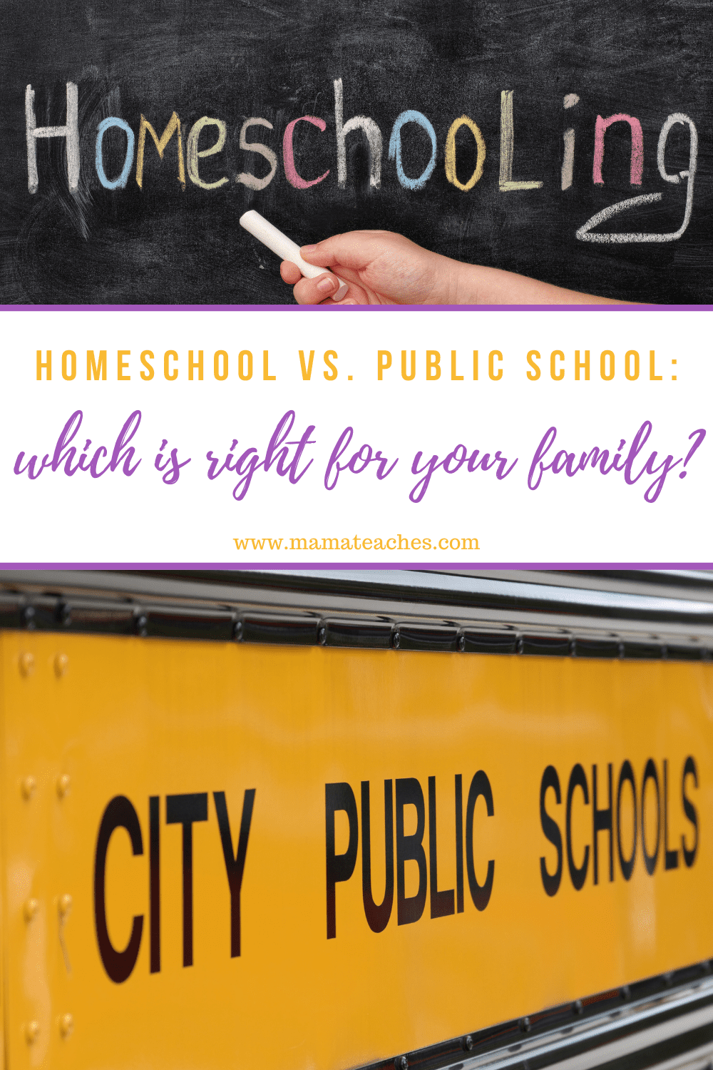 Homeschool vs. Public School - Which is Right for Your Family?