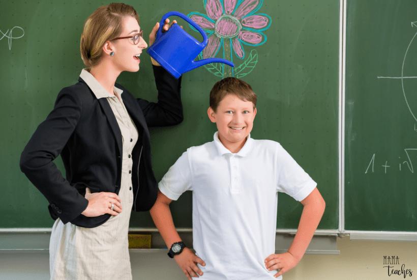 Self care for teachers