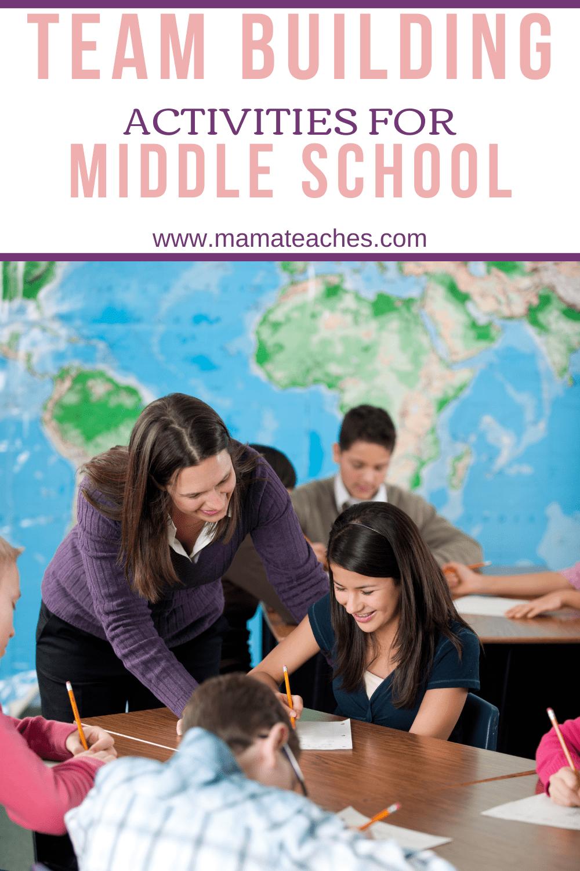 Team Building Activities for Middle School