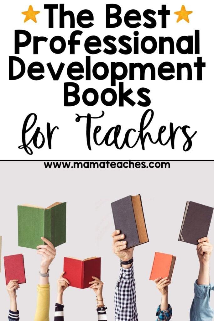 The Best Professional Development Books for Teachers