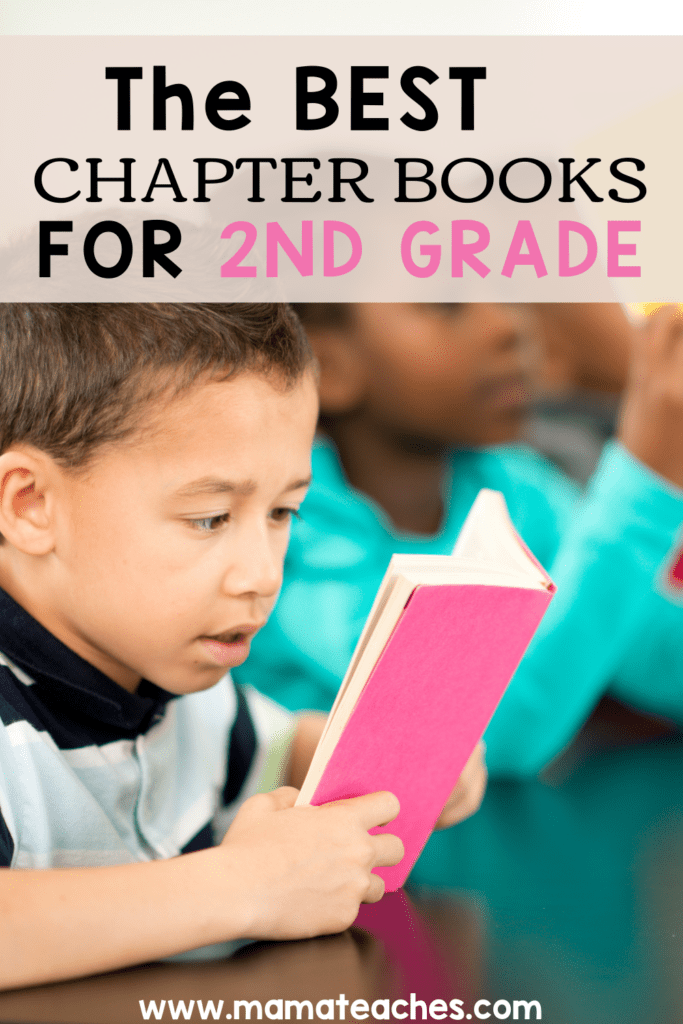 The Best Chapter Books for 2nd Grade