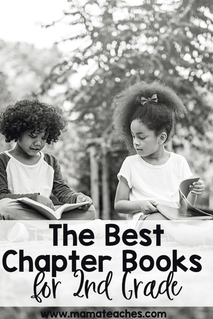 The Best 2nd Grade Chapter Books
