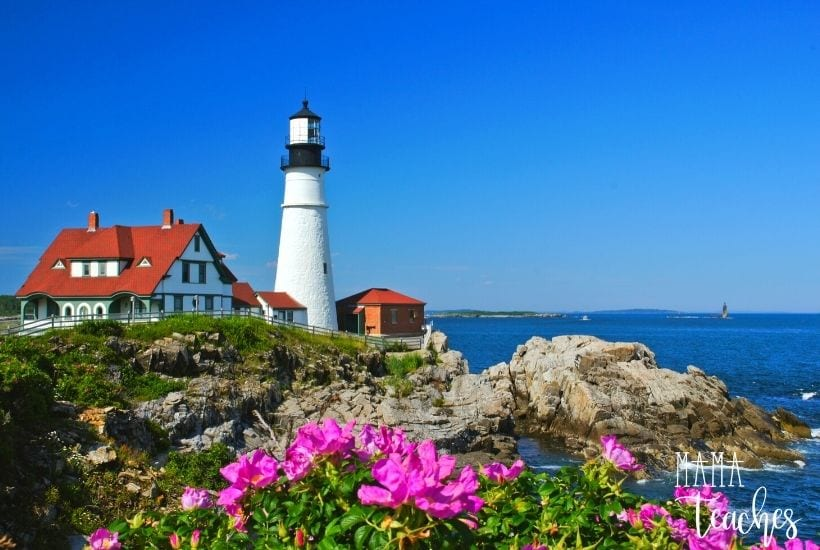 Fun Facts About Maine for Kids
