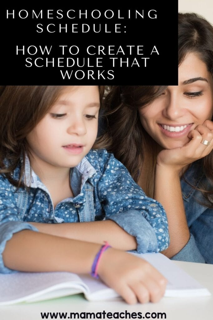 A: Homeschooling Schedule: How to Create a Schedule That Works