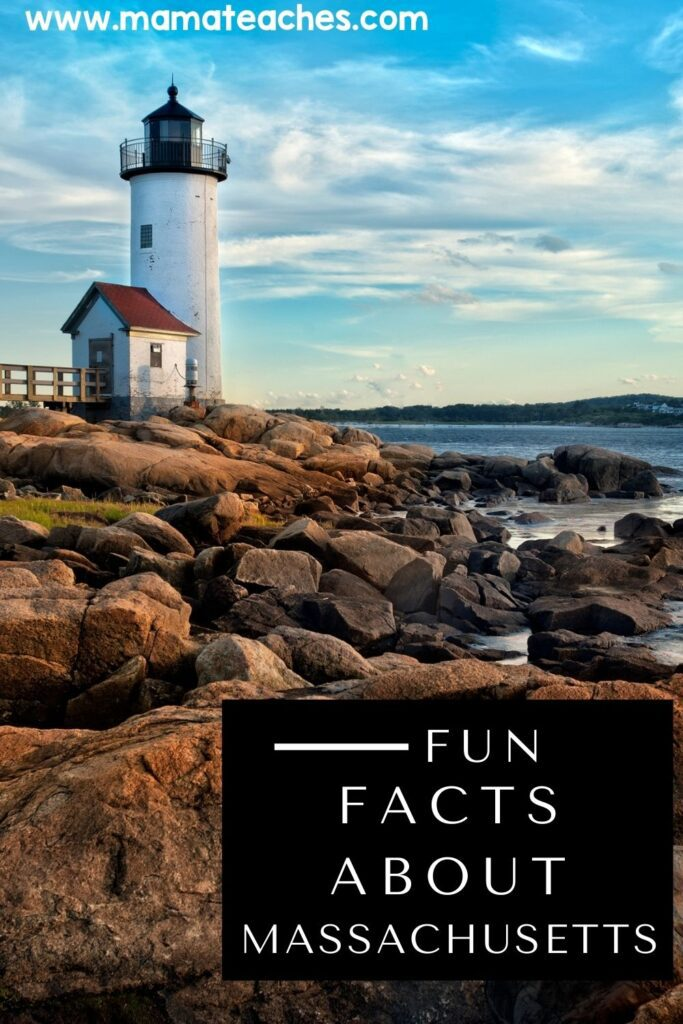 Fun Facts About Massachusetts