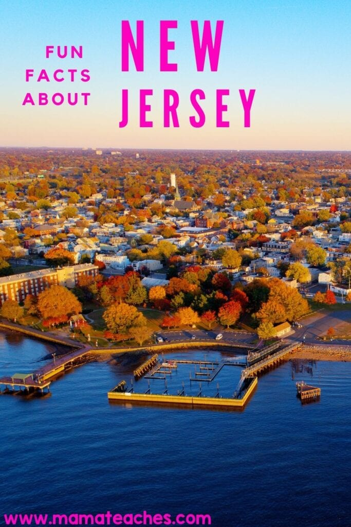 Fun Facts About New Jersey