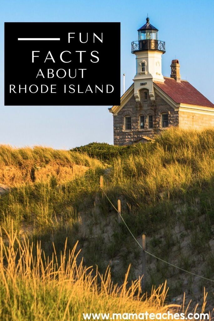 Fun Facts About Rhode Island
