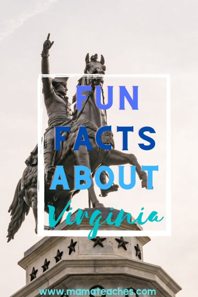 Fun Facts About Virginia