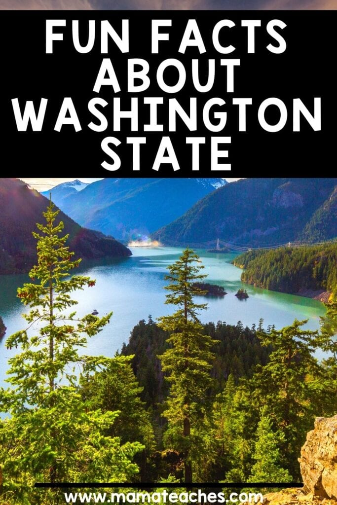 Fun Facts About Washington