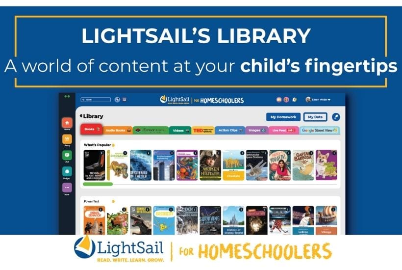 LightSail's Library