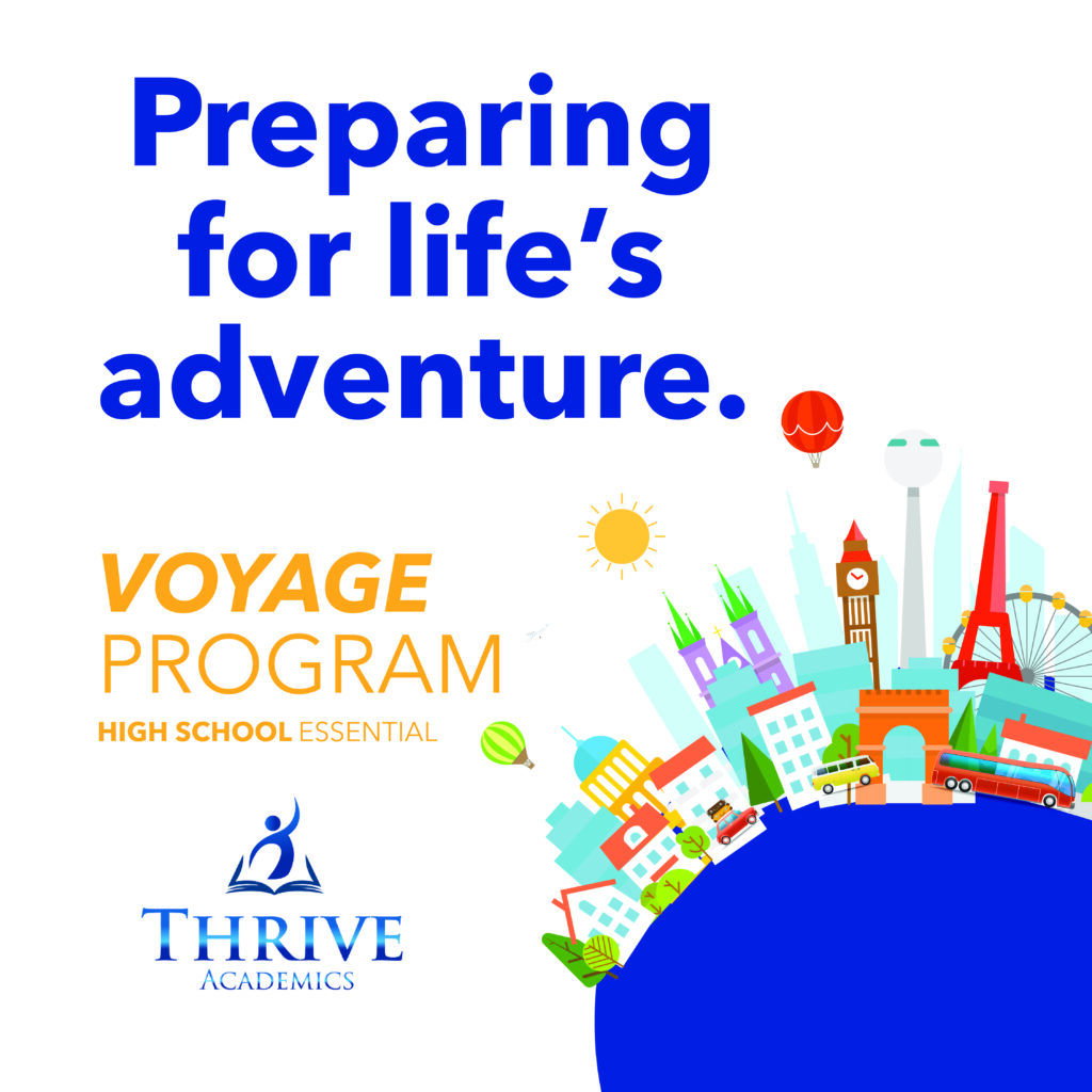 Voyage Life Skills Program for Teens