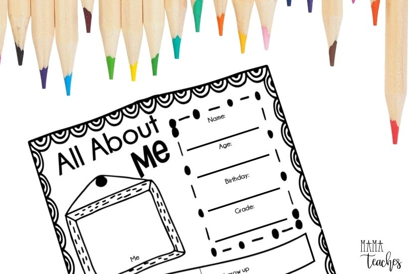 Free Getting to Know You Worksheet