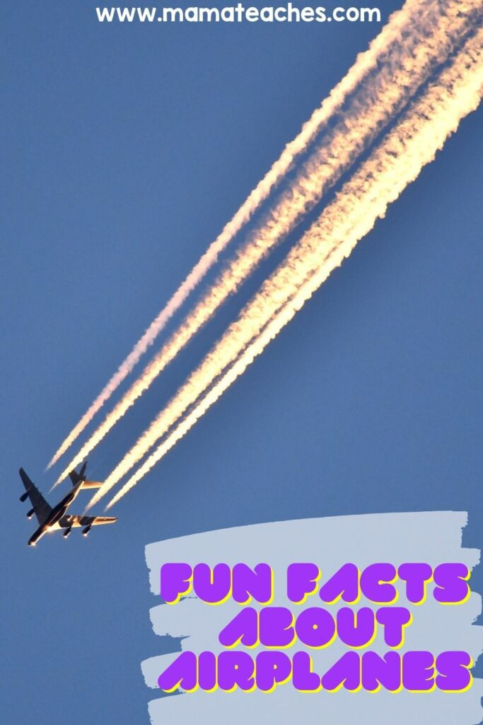 Fun Facts About Airplanes