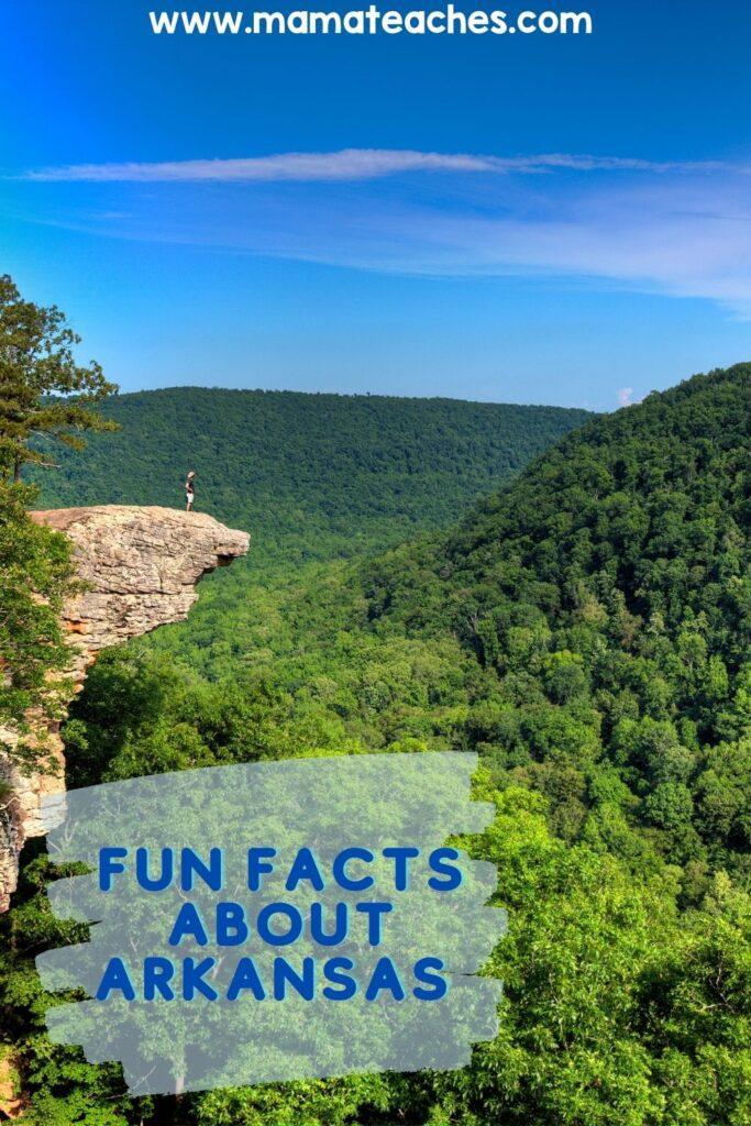 Fun Facts About Arkansas