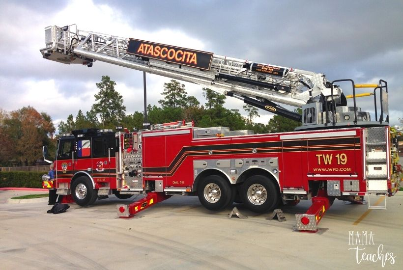 Fun Facts About Fire Trucks