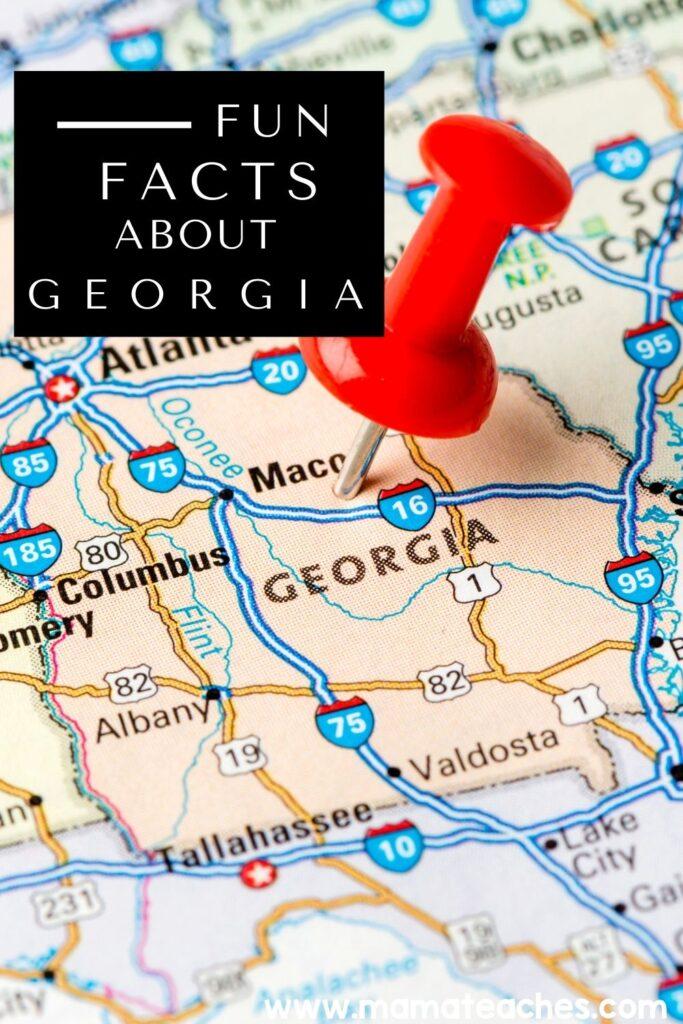 Fun Facts About Georgia