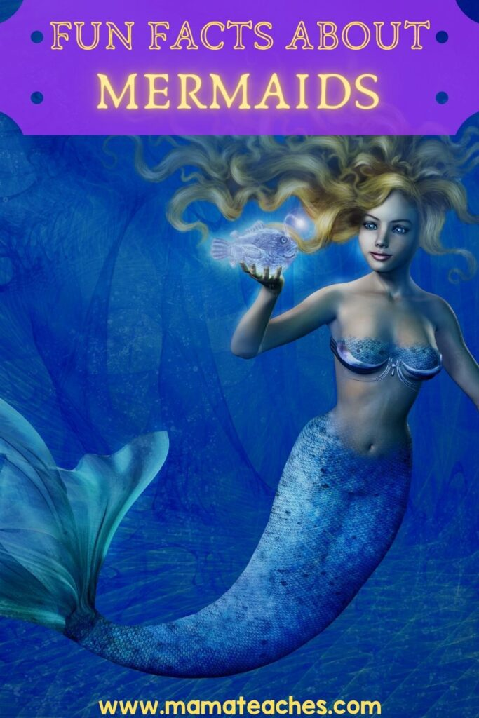 Fun Facts About Mermaids