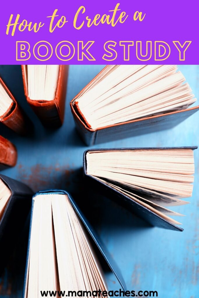 How to Create a Book Study