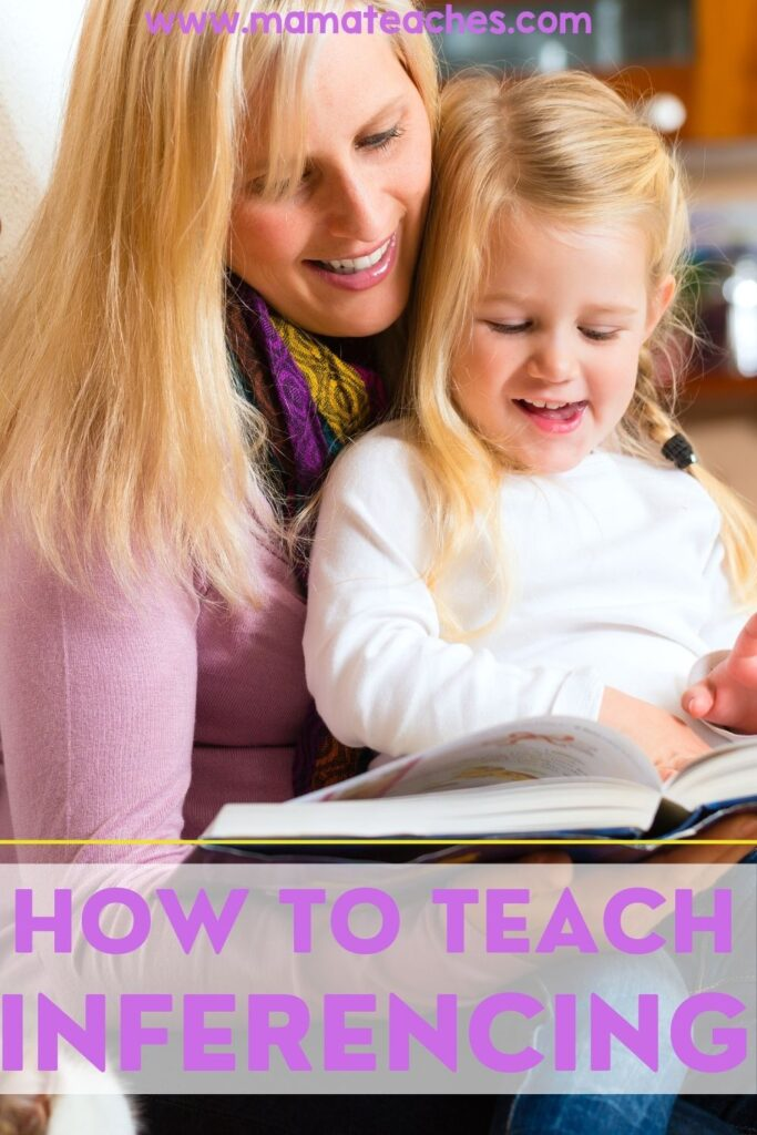 How to Teach Inferencing