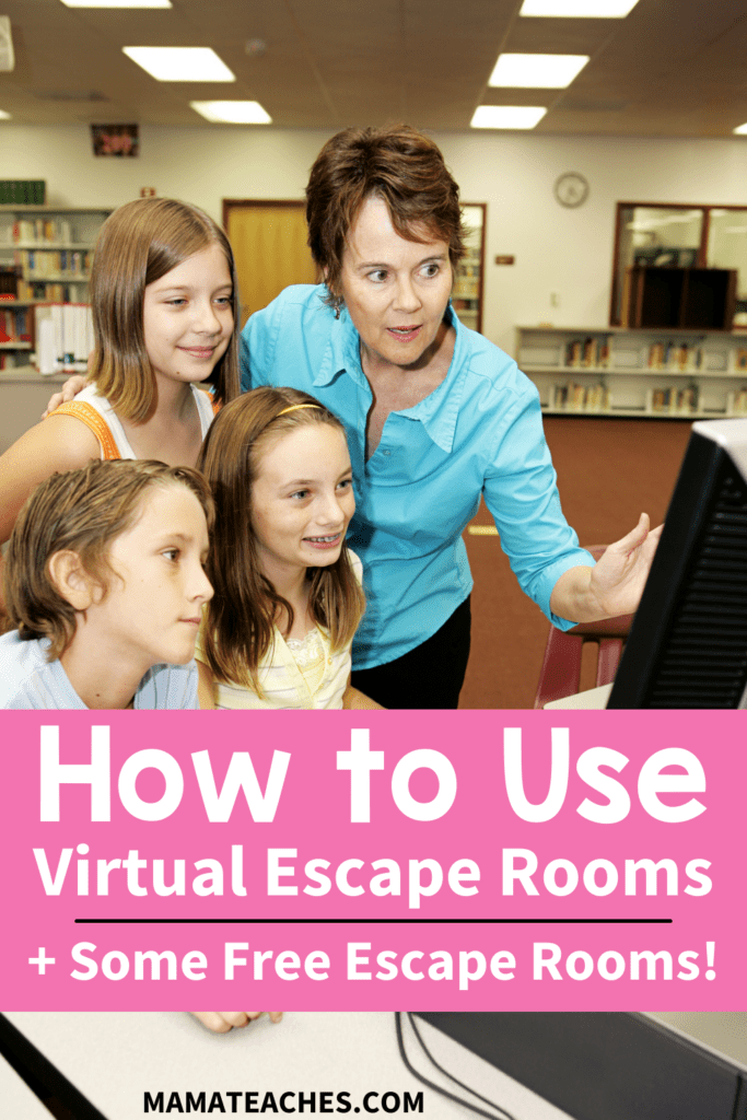 How to Use Virtual Escape Rooms