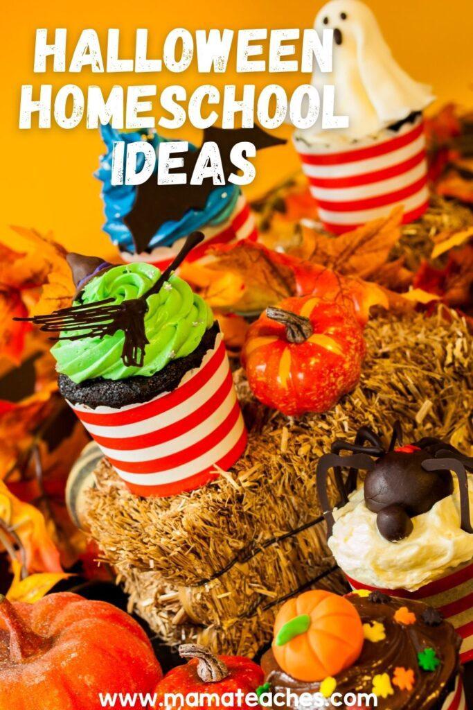 Halloween Homeschool Ideas