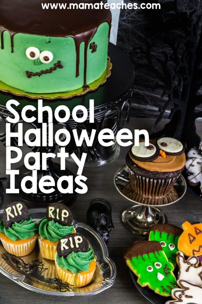 School Halloween Party Ideas